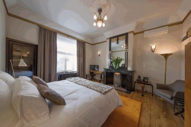 meilleurs hôtels à Bruxelles : louise sur cour