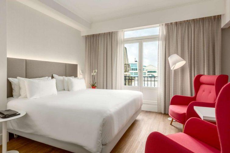 meilleurs hôtels à Bruxelles