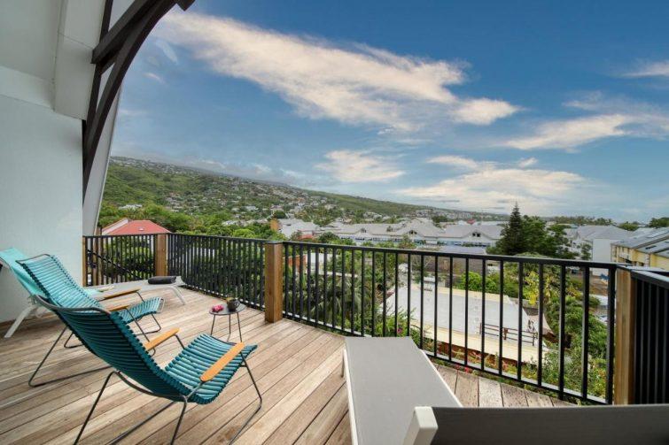 meilleurs hôtels à la Réunion