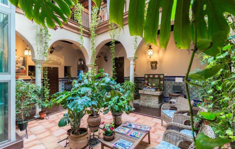 meilleurs hotels à Séville