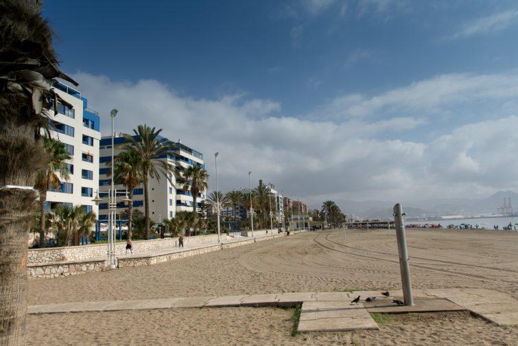 sortir à Malaga : Huelin
