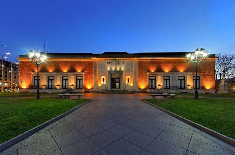 Visiter le musée Guggenheim : Musée des Beaux-Arts de Bilbao