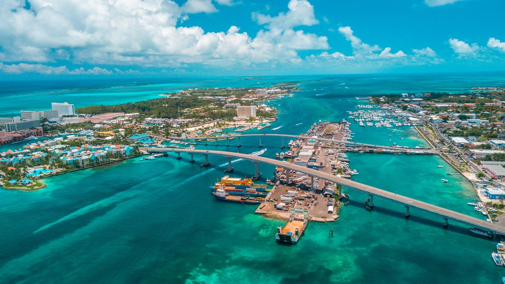 grands ports monde : bahamas