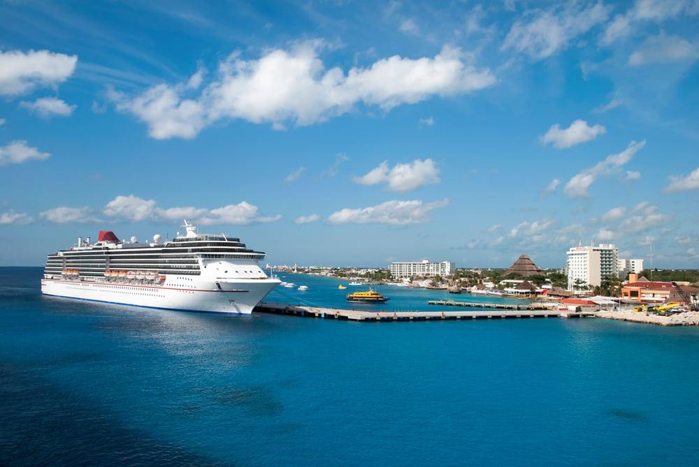grands ports monde : Cozumel