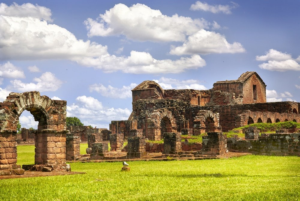 paraguay - grands pays amérique latine