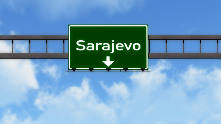 Péages d'autoroute en Bosnie