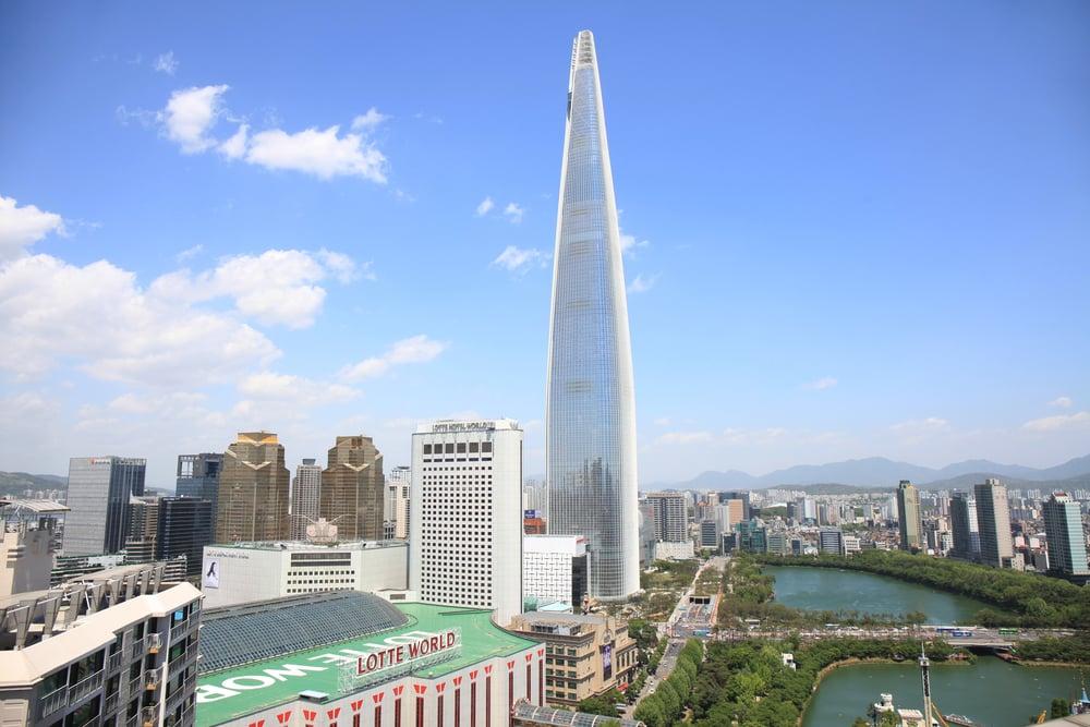seoul - tours hautes monde