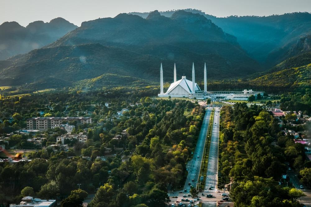 grands pays asie : Pakistan