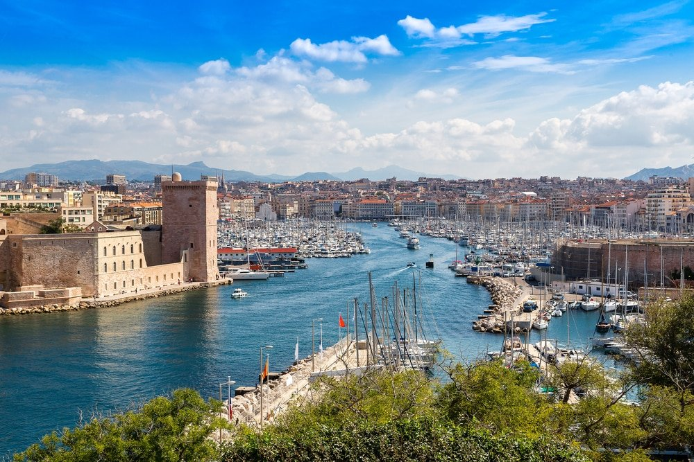 port Marseille - grands ports france