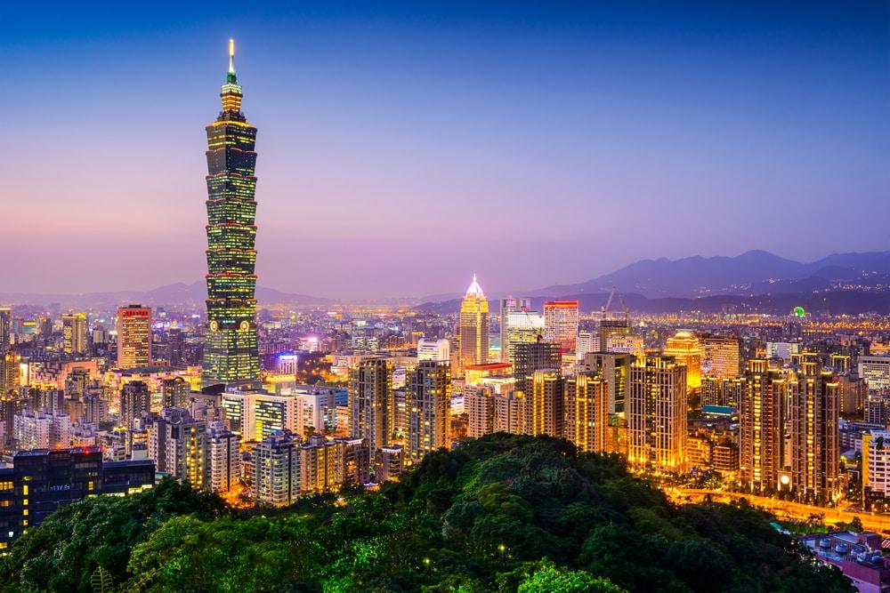 taiwan - tours hautes monde
