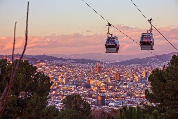 Le téléphérique de Barcelone - City Pass Barcelone