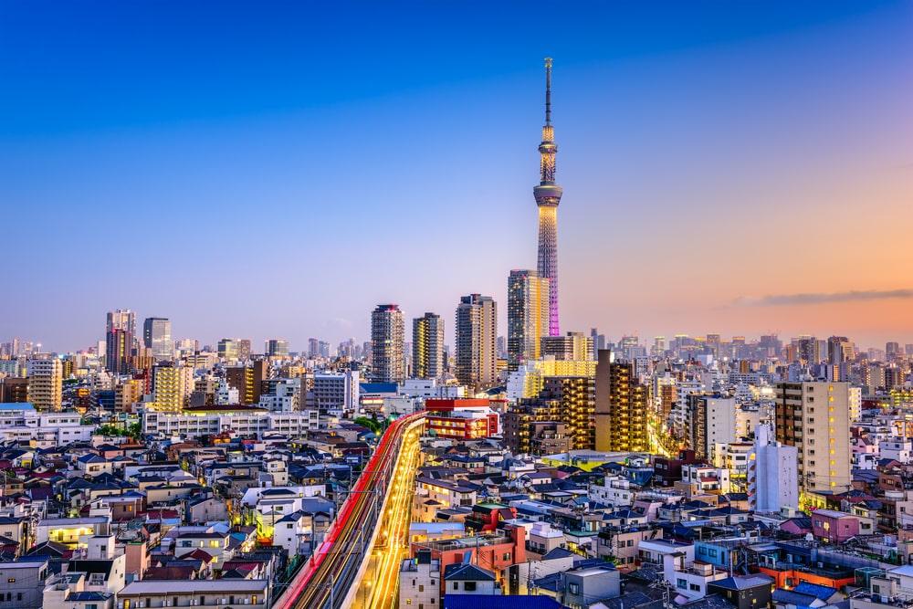 tokyo - tours hautes monde
