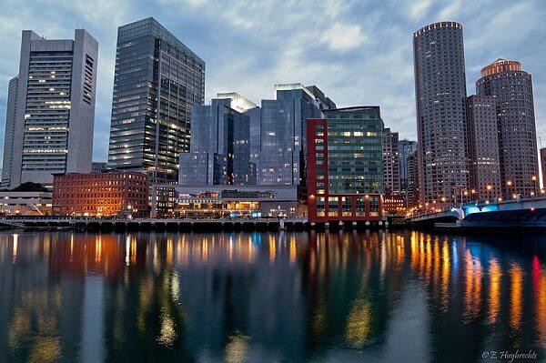 Tourisme boston d couvrir la ville for Cost of living boston