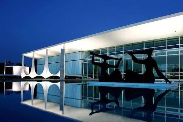 Palácio da Alvorada, Brasilia