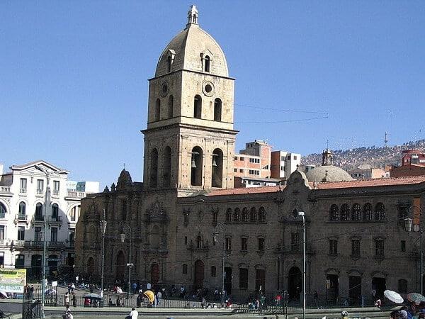 La Paz budget