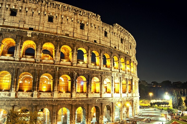 Les vols low cost pour rome for Mobili low cost roma