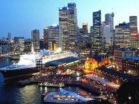 Budget voyage Sydney
