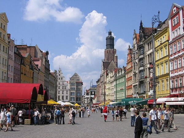 Polonais datant Wroclaw