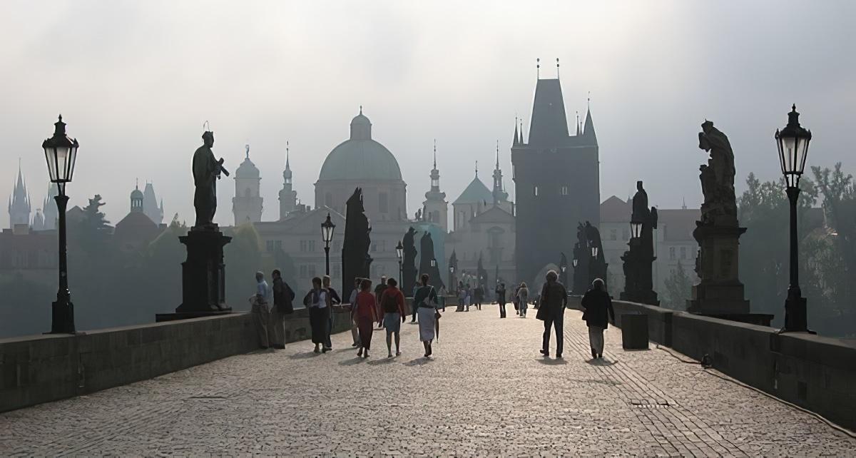 Trouver un vol pas cher pour aller à Prague