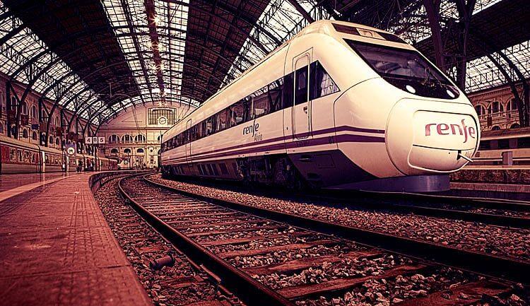 Voyager en train en France