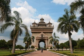 budget Vientiane