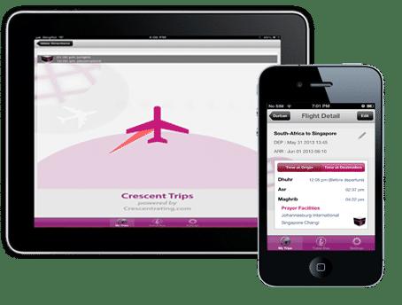 Insolite : une appli sur smartphone pour prier dans l'avion