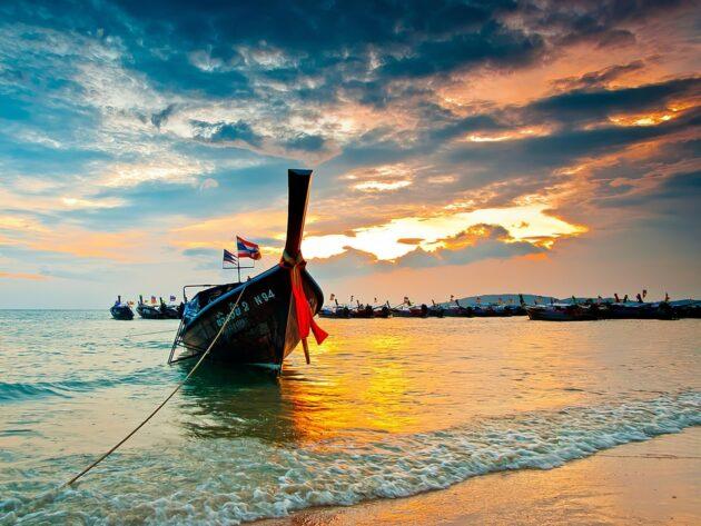 Comment se déplacer en ferry en Thaïlande ?
