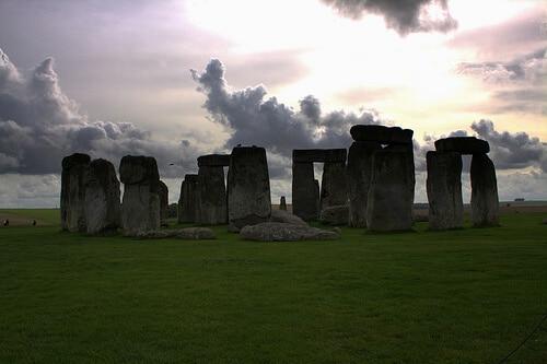 Stonehenge Angleterre