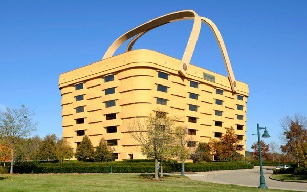 Longaberger Home Office, Newark, Ohio, USA