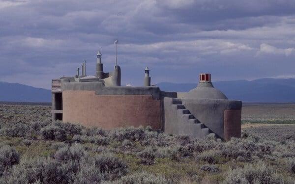Le Nautilus, Taos, Nouveau-Méxique, USA