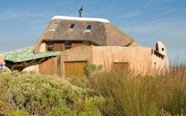 Maison de Hobbit, Betty's bay, Afrique du Sud