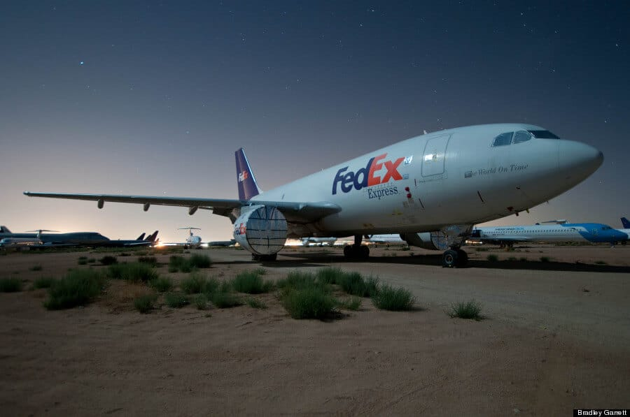 The Boneyard, Victorville, California