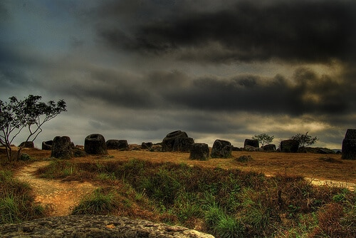 plaines des jarres laos