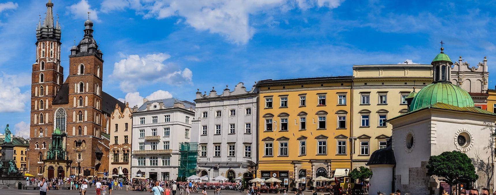 quelle ville visiter en pologne