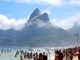 Plage brésilienne