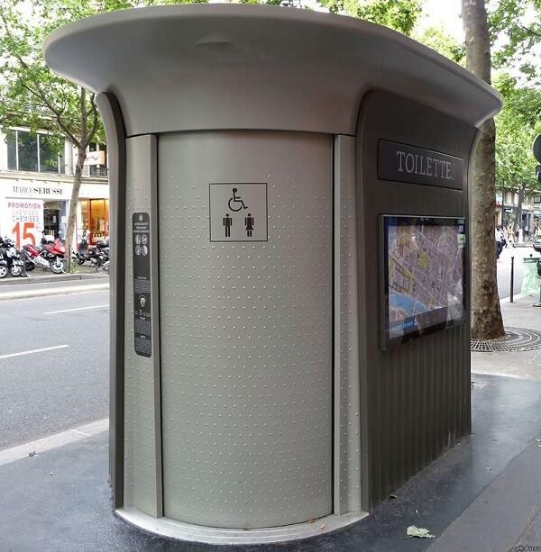 toilettes paris