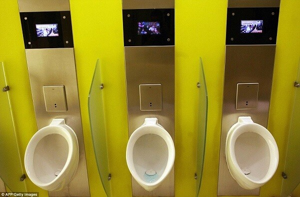 Les toilettes les plus insolites au monde