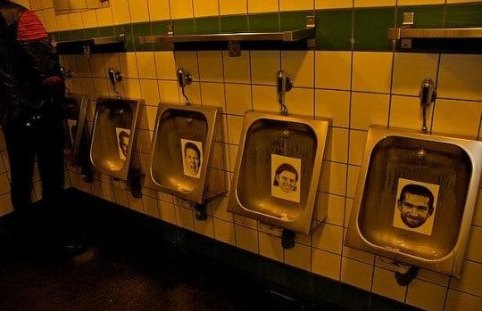 toilettes islande