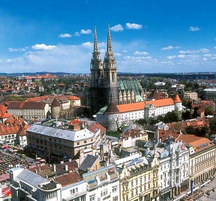 France- Zagreb