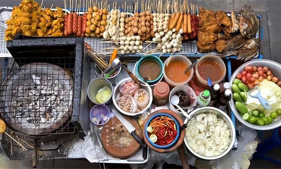 Les 10 meilleures villes pour manger dans la rue