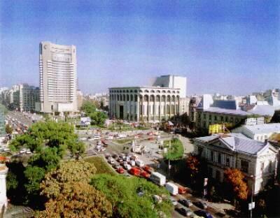 France - Bucarest