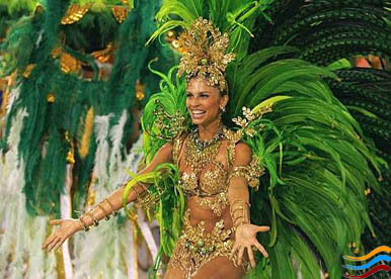 Le carnaval de Salvador de Bahia