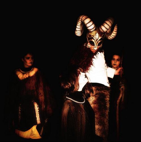 La nuit des sorcières (Noche de Brujas)