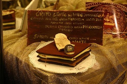 Eurochocolate, festival du chocolat à Pérouse en Italie