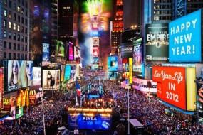 feu artifice new york