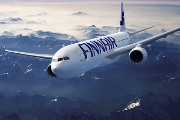 Finnair pour voyager en Asie?