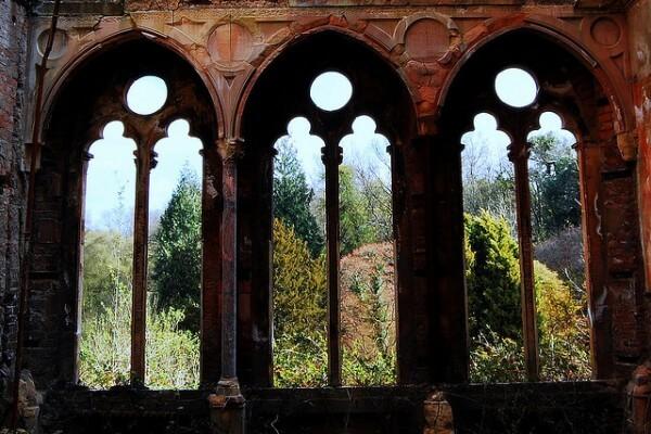 Hafodunos Hall, un manoir abandonné au Pays de Galles