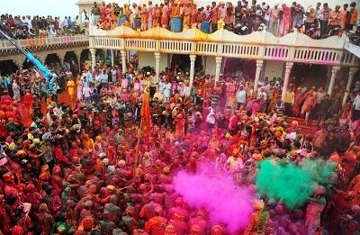 Holi, le festival des couleurs en Inde