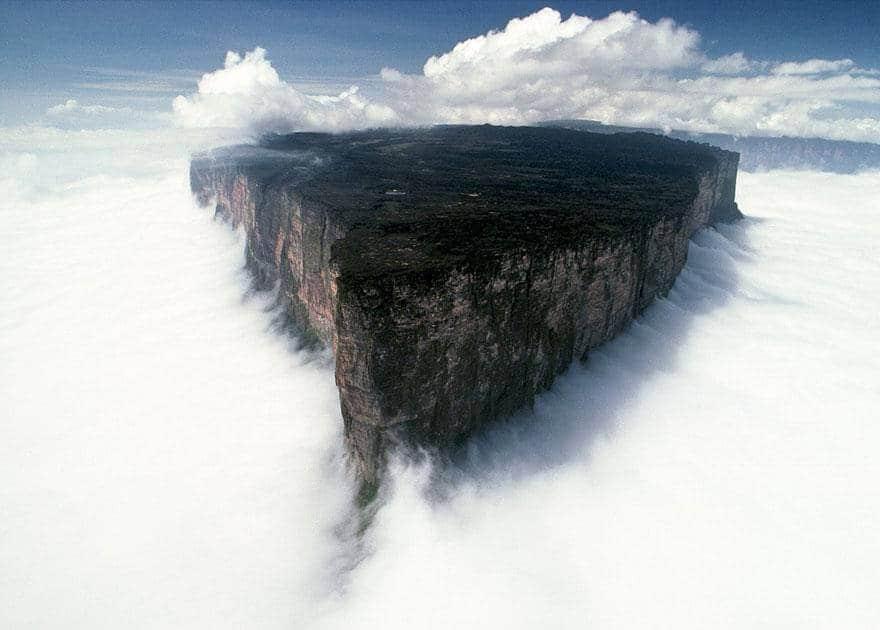 Mont Roraima, Amérique du Sud