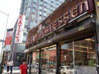 katz's delicatessen new york